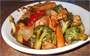 Chinese Food at 4Cs in Green Bay, WI