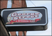 Bar Review of 614 George Street in De Pere, WI