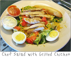 Chef Salad - Bay Family Restaurant in Green Bay , Wisconsin