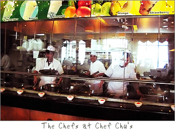 Chef Chu's in Green Bay, Wisconsin