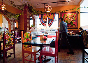 Mexican Restaurant Decor mexican restaurant interior design