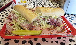 Firehouse Subs Review in Green Bay, WI
