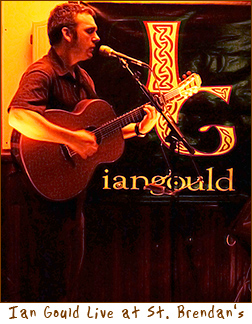 Ian Gould Live at St. Brendan's Inn in Green Bay, Wisconsin