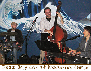 jazz orgy He has also worked repeatedly as a featured guest with the Midwest-based Jazz  Orgy and performed and recorded with San Francisco-based world music and.