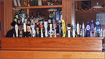 Kittner's Bar in Downtown Green Bay, WI