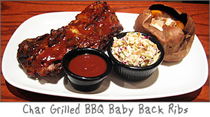 LongHorn Steakhouse Baby Back Ribs Photo in Green Bay, WI