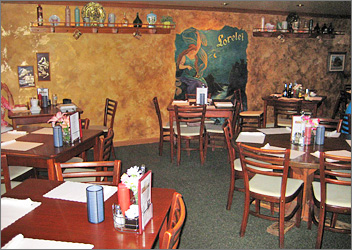 Restaurant Review of Lorelei Green Bay, WI