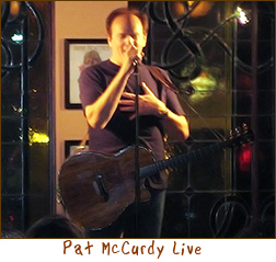 Pat McCurdy Live at St. Brendan's Inn in Green Bay, Wisconsin