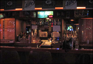 Bar Review of Pauly G's in Green Bay, WI