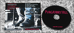 CD Cover - Purgatory Hill Band in Sturgeon Bay, WI
