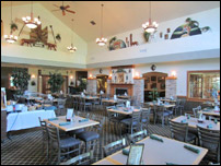 Restaurant Review of Safari Steak House in Hobart, WI