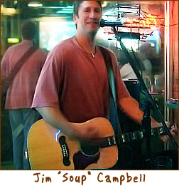 "Jeff ""Soup"" Campbell Performs at Coaches Corner Restaurant and Bar in Green Bay, Wisconsin"