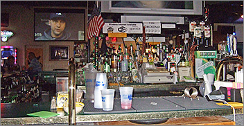 Bar at Stadium View in Green Bay, WI