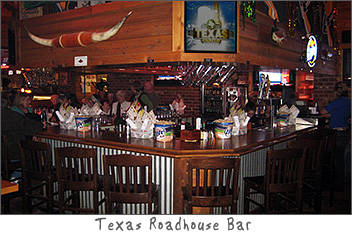 Bar Photo - Texas Roadhouse Green Bay, Wisconsin