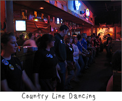 Country Line Dancing from the Texas Roadhouse Green Bay, WI