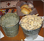 Peanuts and Buns - Texas Roadhouse Green Bay, Wisconsin