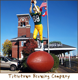Titletown Brewing Green Bay WI