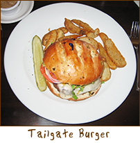 ail Gate Burger - Titletown Brewing Company Green Bay WI