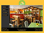 Cheap Web Design in Green Bay, Wisconsin for Restaurant Bars and Clubs - Z Harvest Cafe